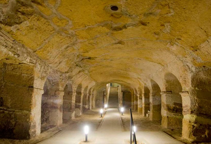 Grotte di Camerano - grotte e aree archeologiche - Camerano