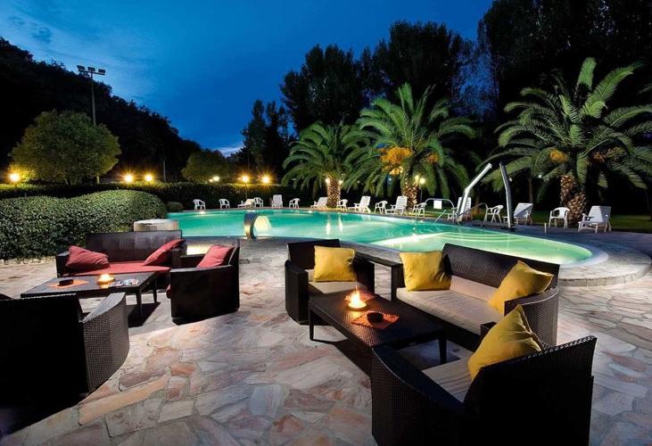 Excelsior la fonte ristorante hotel stelle portonovo