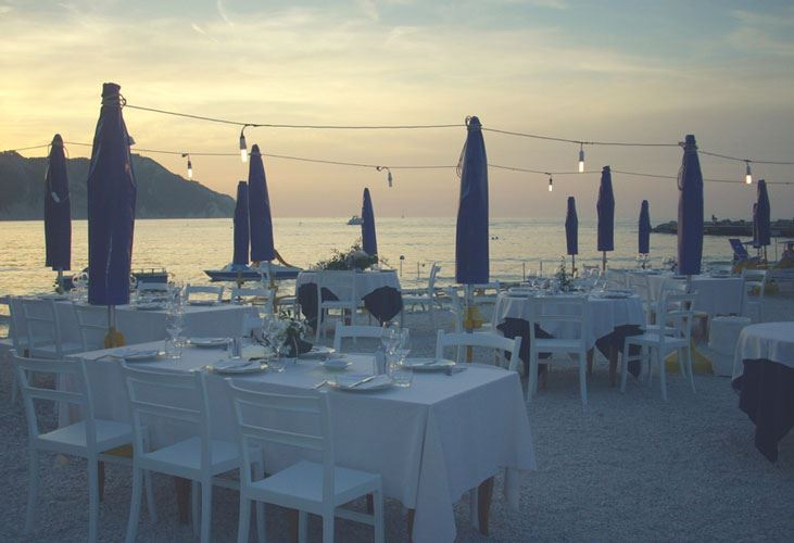 Marcello il laghetto ristorante portonovo riviera for Il laghetto