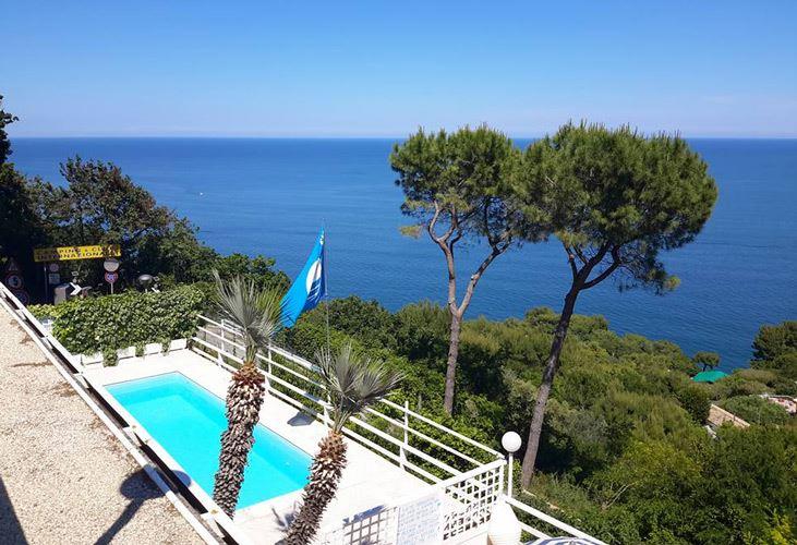 Sea View - bed & breakfast - Sirolo - Riviera del Conero TV