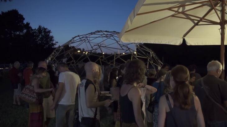 Teatro di Paglia di Numana  Estate 2016 - canale  feste ed eventi -  inserito il 29 07 16 - Numana - Riviera del Conero TV 0bacf2f78b3e